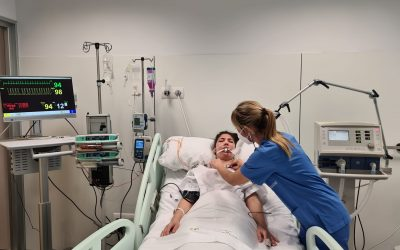 Student Experience – The patient